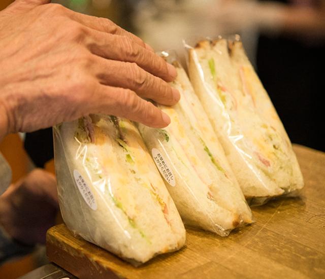 ましかサンドイッチ