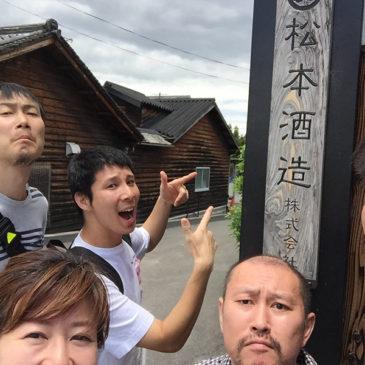 京都・松本酒造さんを再訪しました。